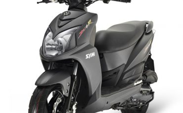 SYM 50cc 4 Stroke  TOP BOX or similar