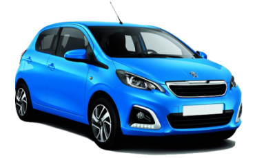Peugeot 108 or similar