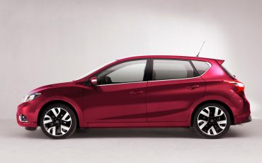 Nissan Pulsar – Nissan Note or similar