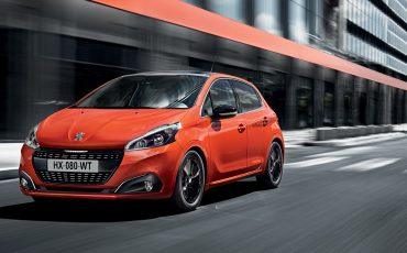 Peugeot 208 1.6 diesel or similar