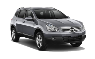 Nissan Qashquai 7 seater SUV or similar